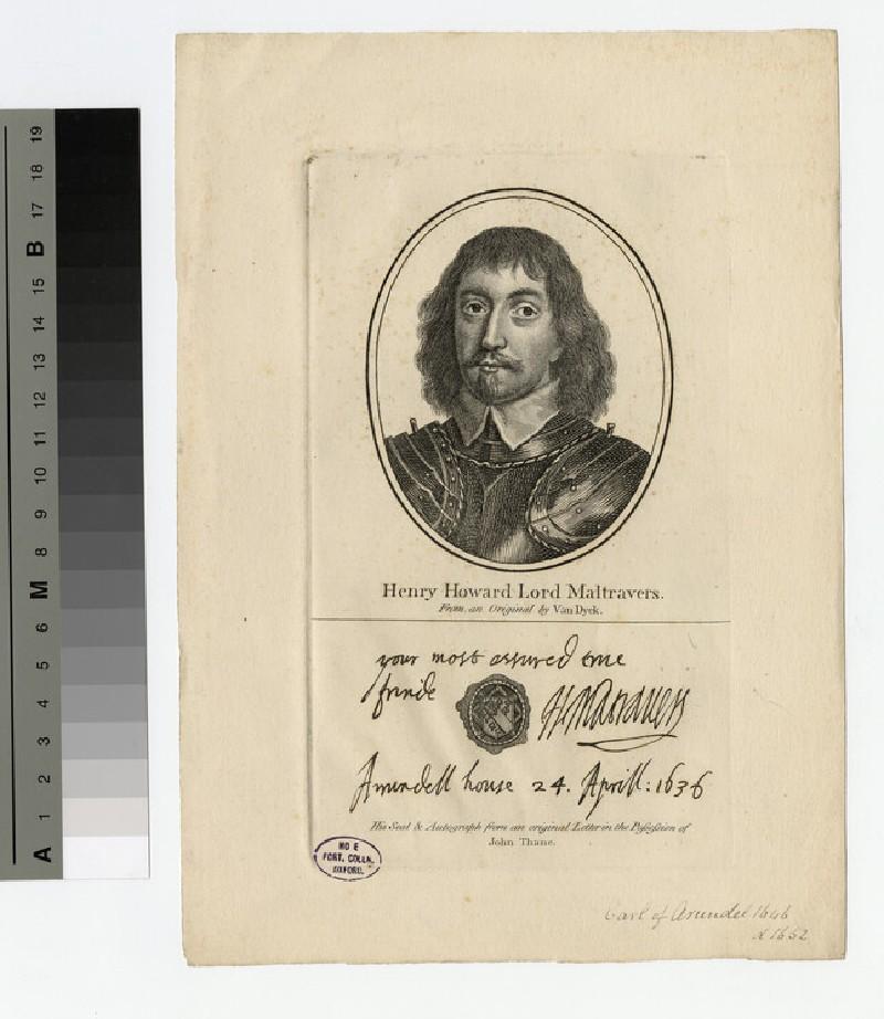 Maltravers, Lord (WAHP16284.2)