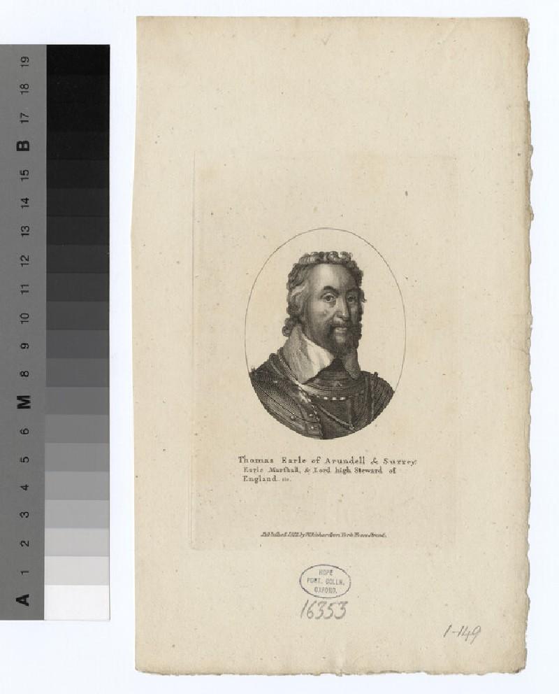 Arundel, Earl (WAHP16353.1)