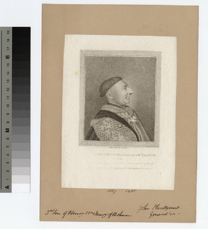 Portrait of Duke of Bedford