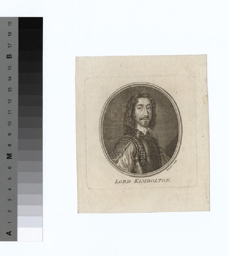 Portrait of Lord Kimbolton