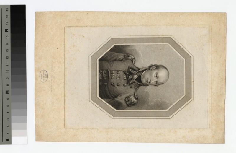 Portrait of Earl Cavan (WAHP16519.1)