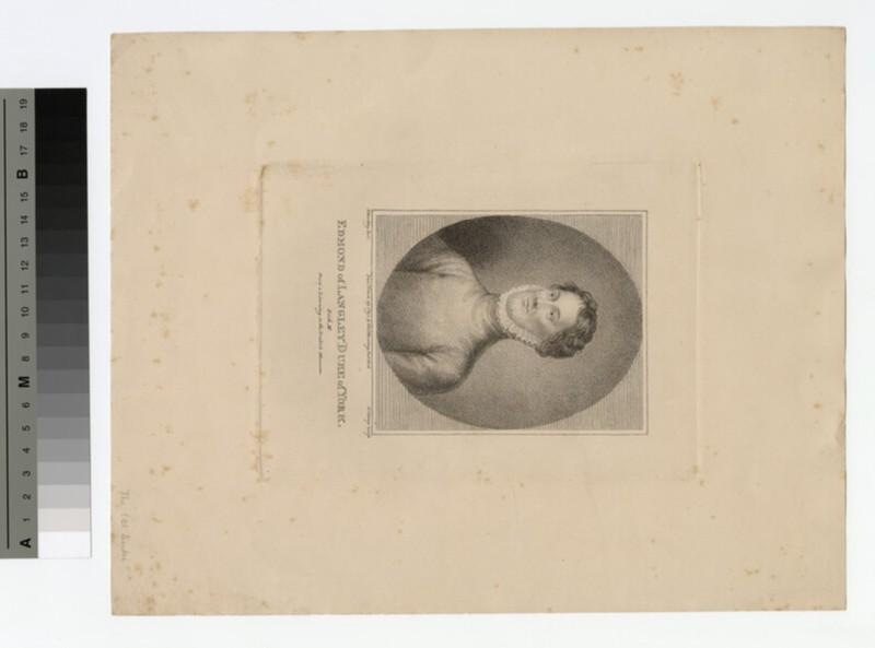 Portrait of Edmond of Langley