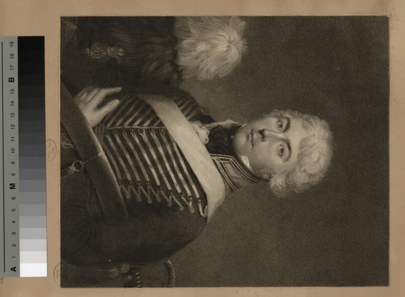 Portrait of John Leicester, 1st Baron de Tabley