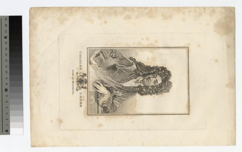 Portrait of Duke of Richmond