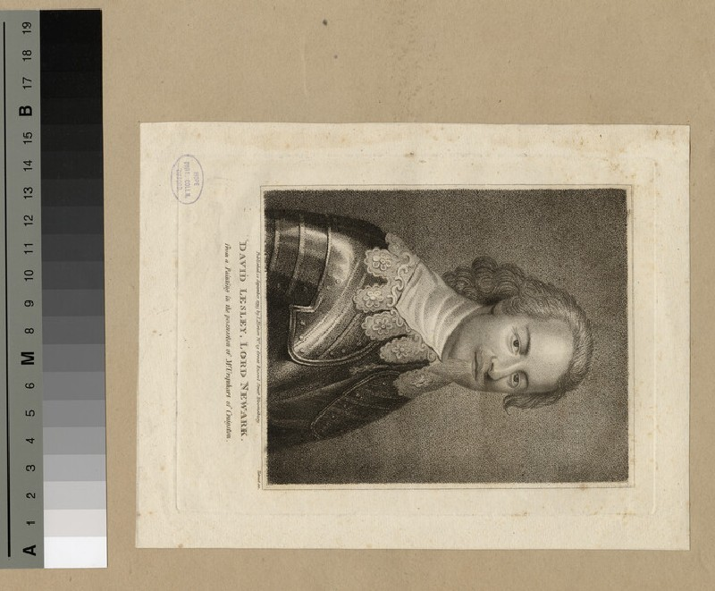 Portrait of Lord Newark (WAHP16571)