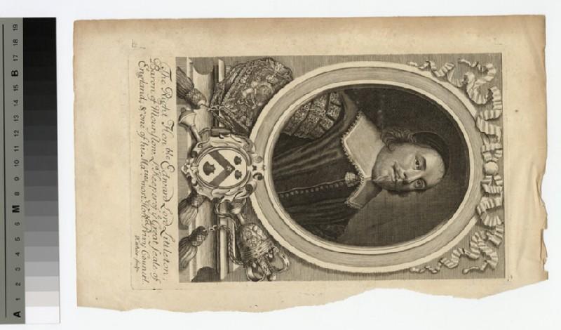 Portrait of Lord Littleton