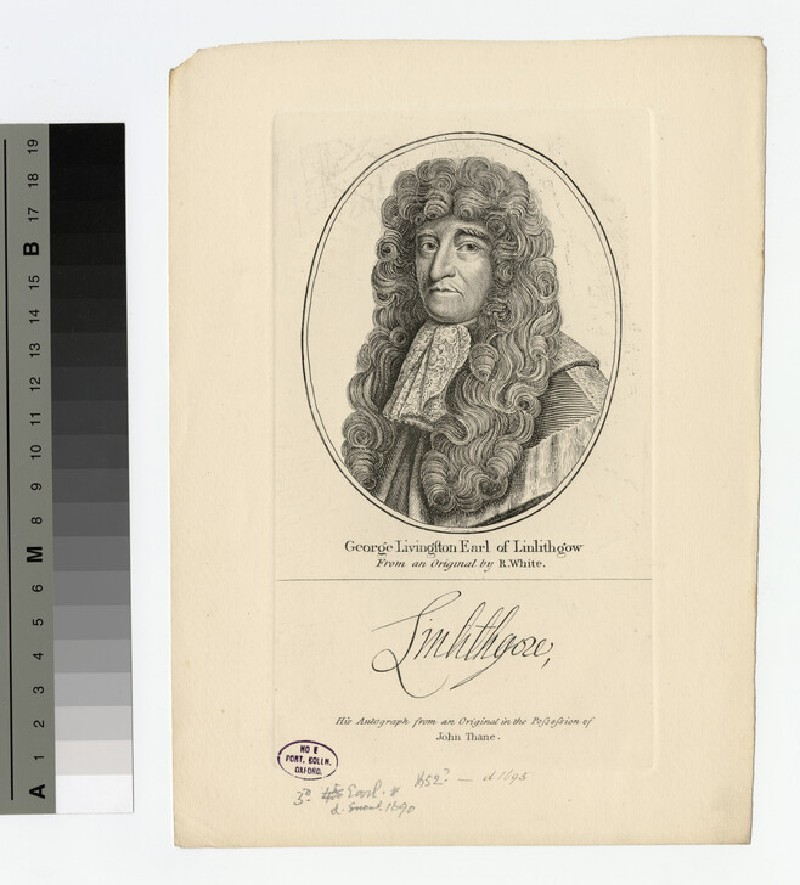 Portrait of Linlithgow