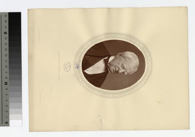 Portrait of Lowe