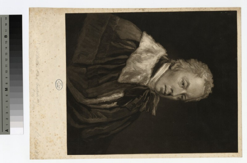 Portrait of 1st Earl Lonsdale (WAHP16608)