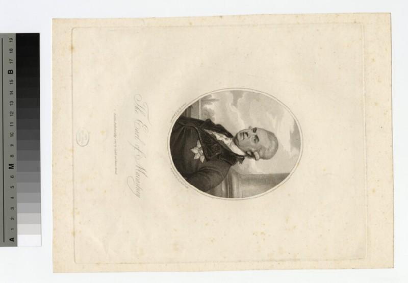 Portrait of Earl of Macartney (WAHP16639)