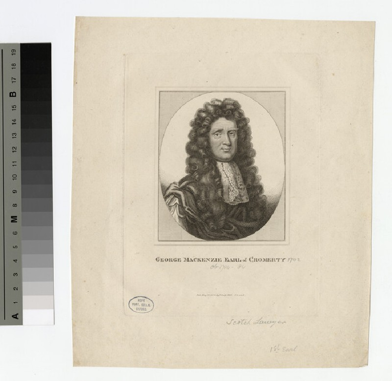 Cromerty, 1st Earl
