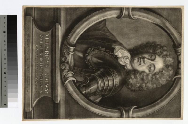 Portrait of Earl Galway (WAHP16693)