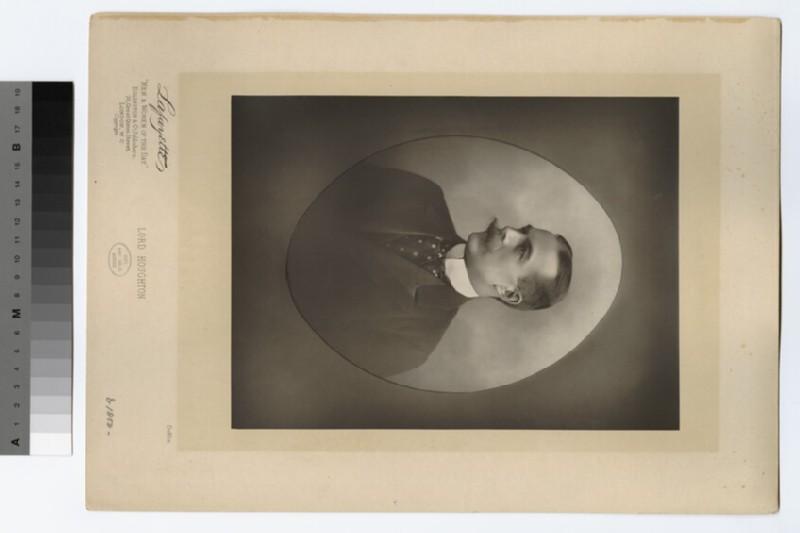 Portrait of Robert Crewe-Milnes, 1st Marquess of Crewe