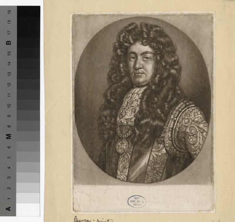 Albemarle, Duke of (WAHP16702.2)