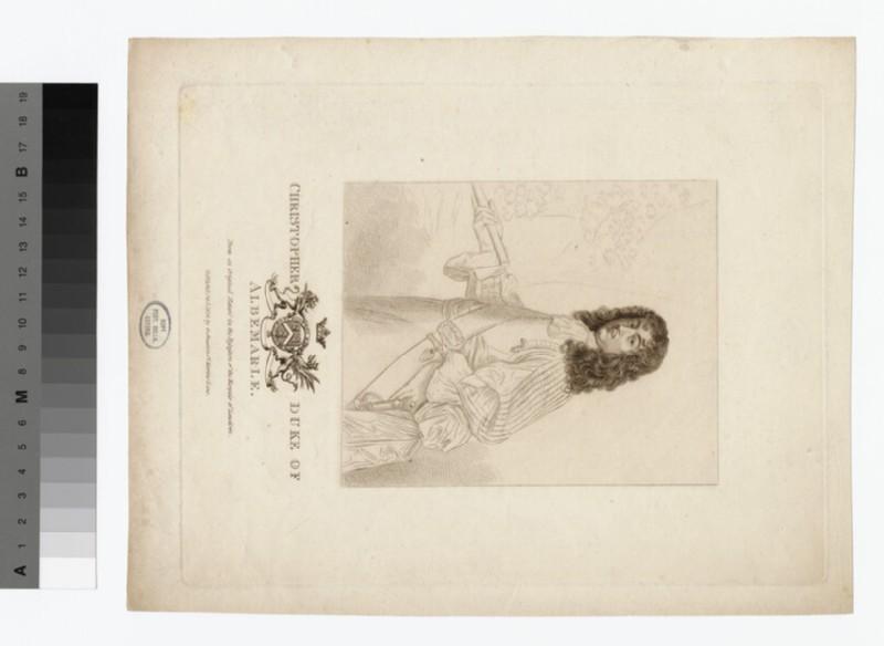 Albemarle, (2nd) Duke (WAHP16704.2)