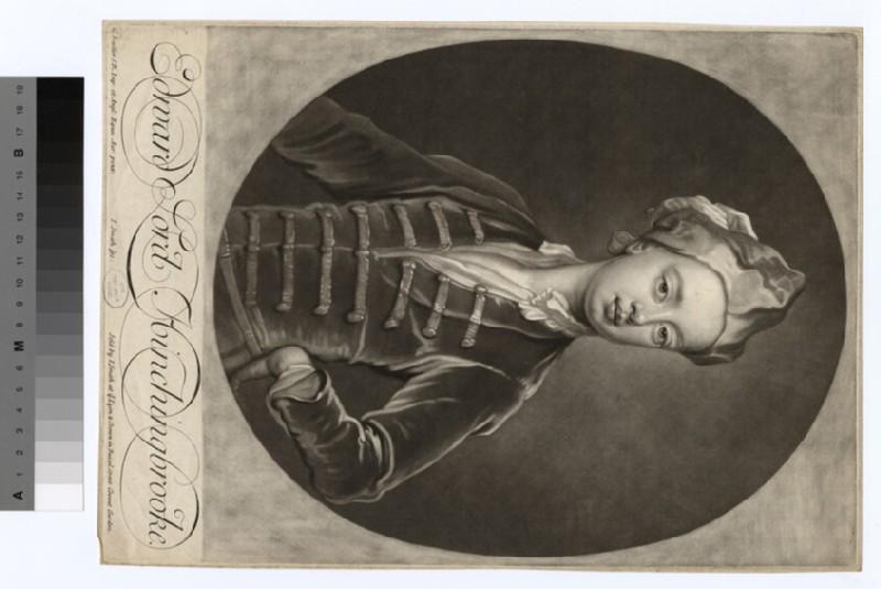 Portrait of Lord Hinchingbrook