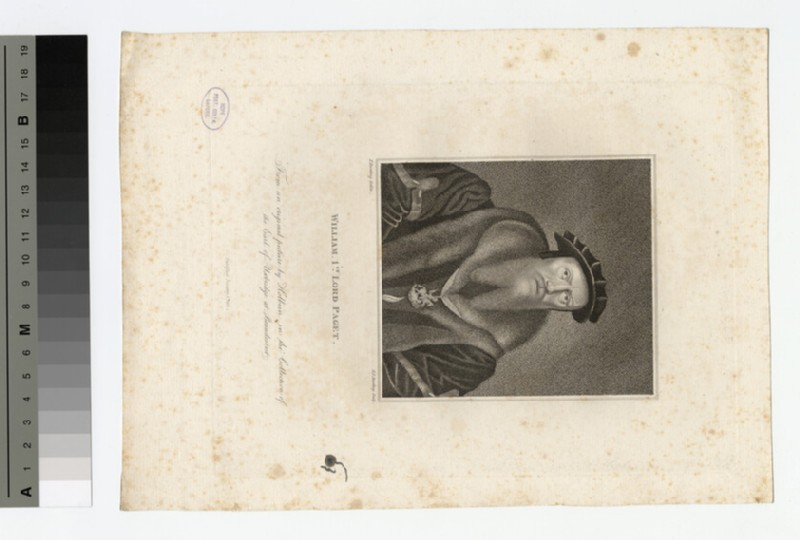 Paget, 1st Lord