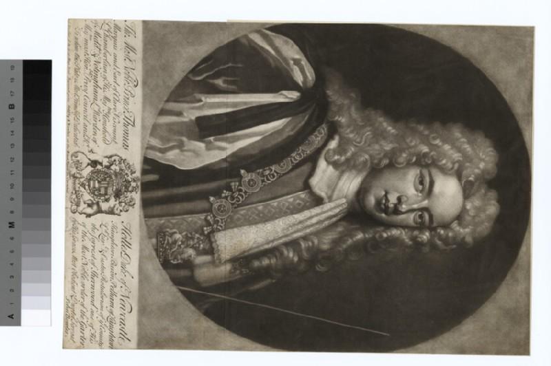 Portrait of Duke of Newcastle (WAHP16884)