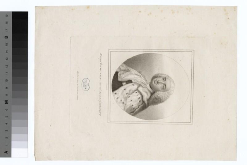 Portrait of John Perceval, 2nd Earl of Egmont