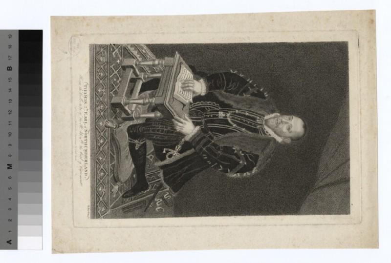 Thomas 7th Earl of Northumberland (WAHP16939)