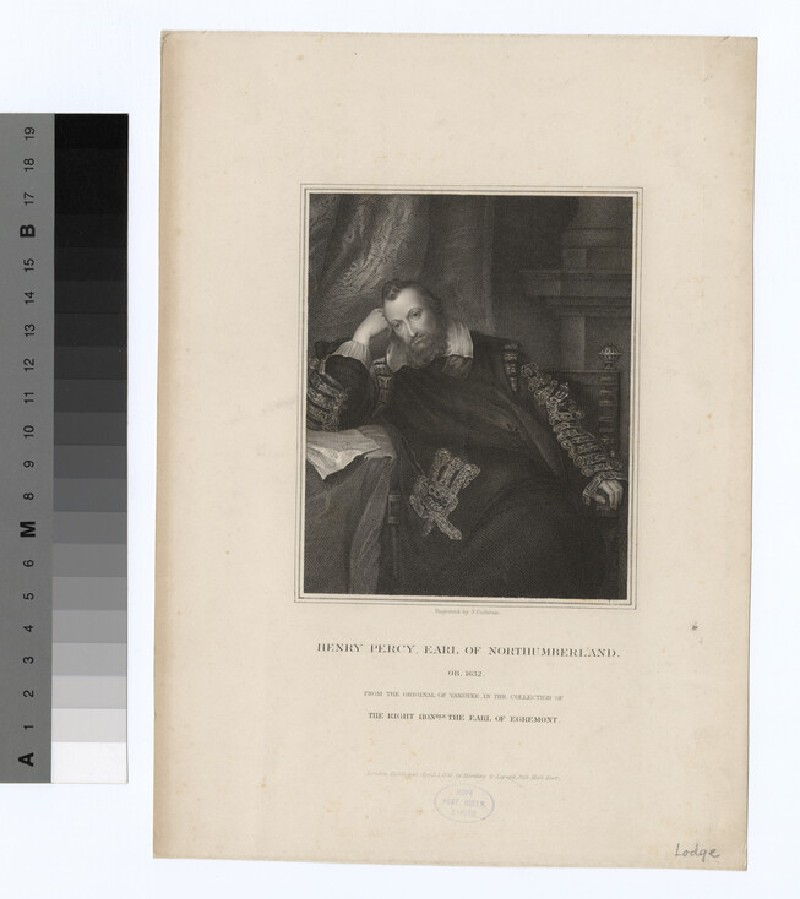 Henry Percy, Earl of Northumberland