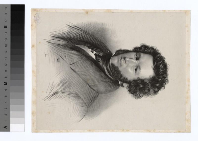 Portrait of 1st Marquis Normanby