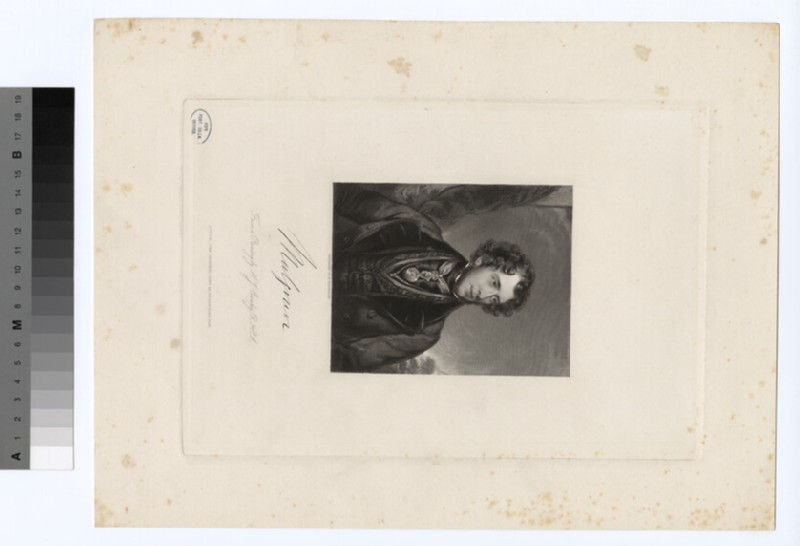Portrait of Edmund Sheffield, 2nd Earl of Mulgrave
