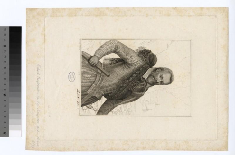Portrait of Earl Kingston