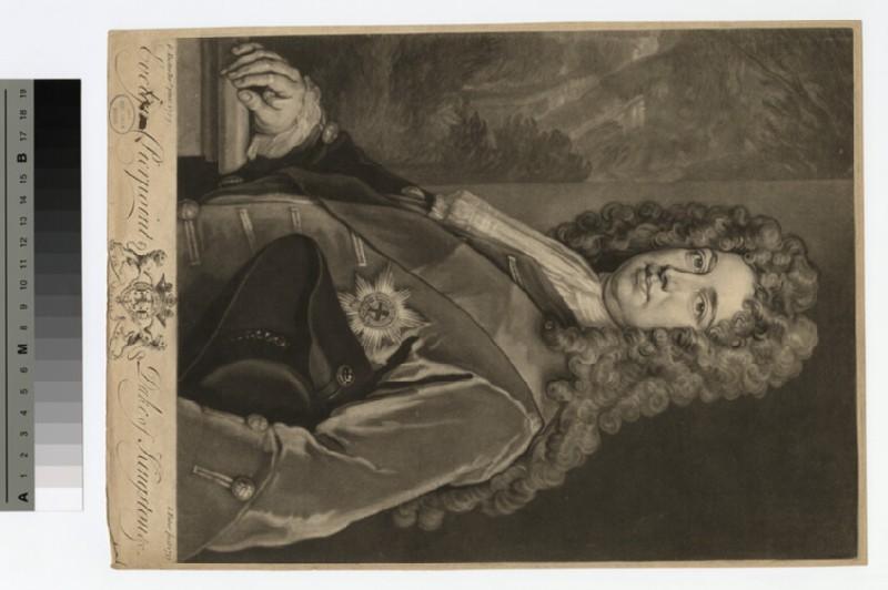 Portrait of Duke Kingston (WAHP16975)