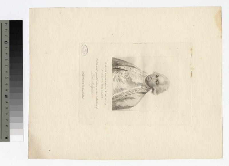 Portrait of Constantine Phipps, 1st Baron Mulgrave (WAHP16976)