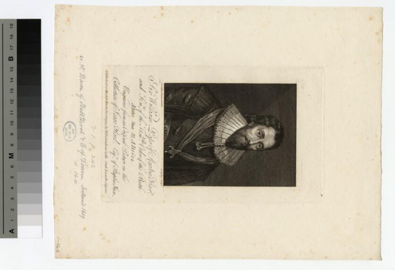 Portrait of William Hope