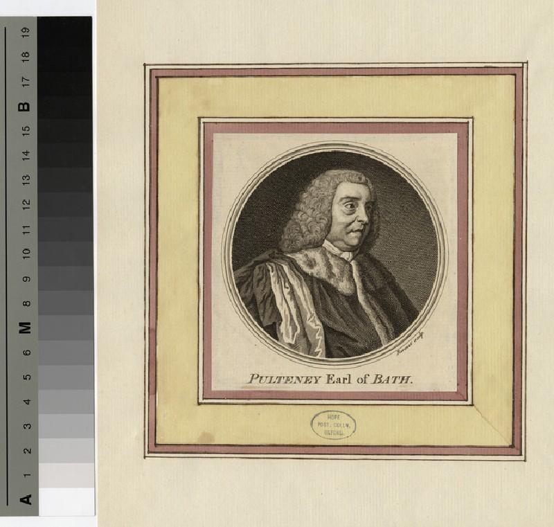 Portrait of Earl of Bath (WAHP17022)