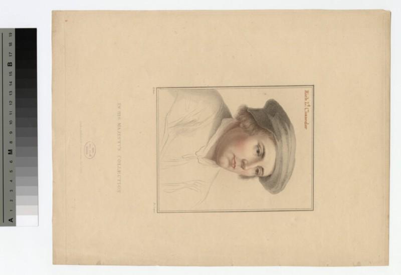Portrait of Baron Rich (WAHP17054)