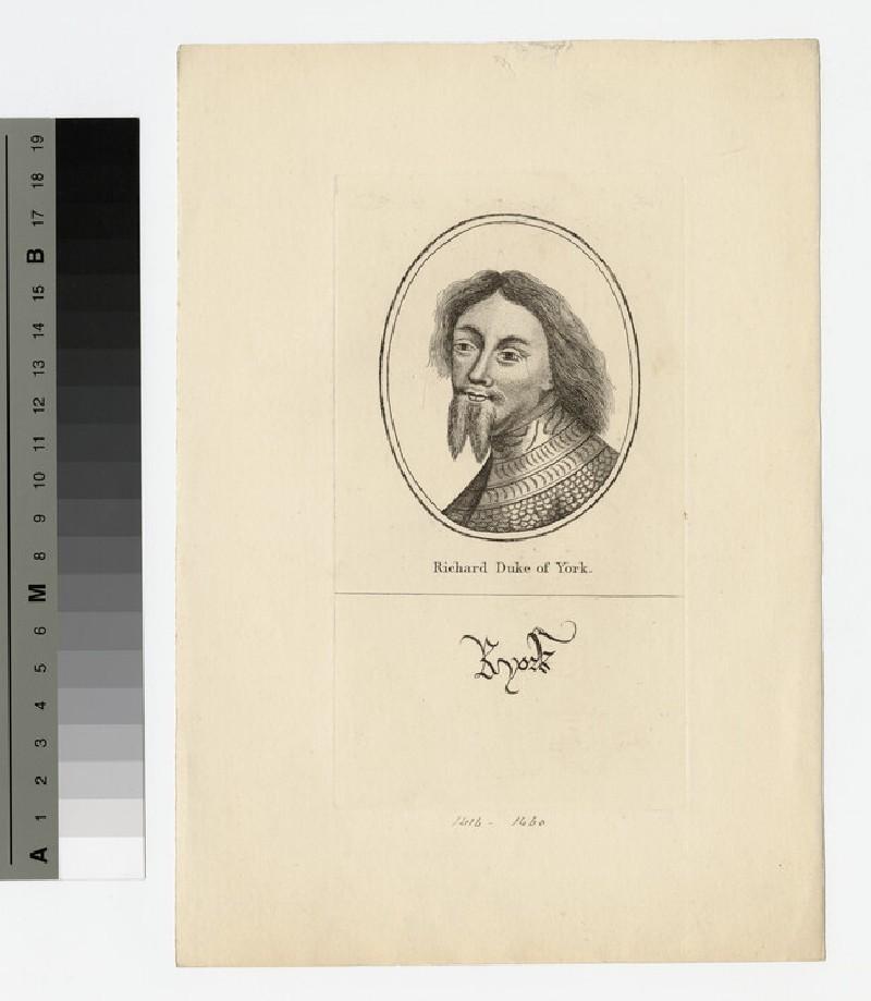 York, Duke of (Richard)