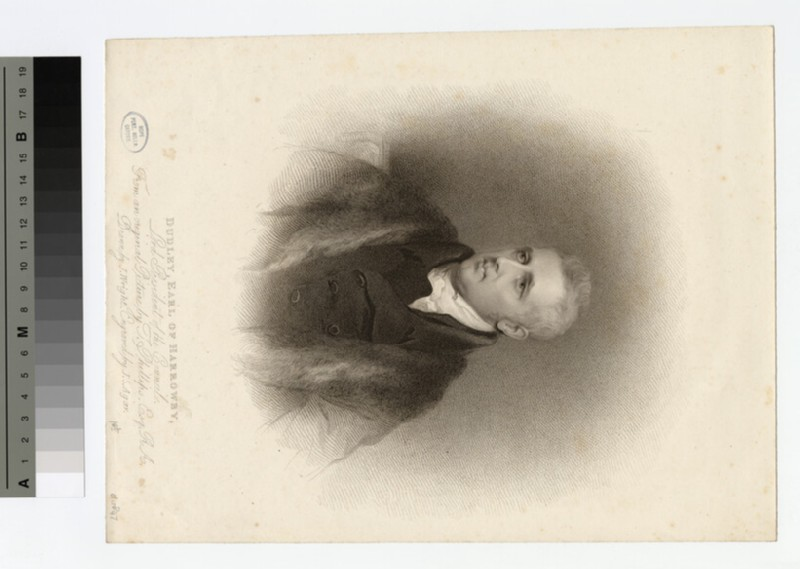Portrait of Dudley Ryder, 1st Earl of Harrowby