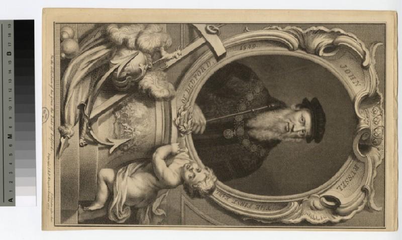 Bedford, 1st Earl (WAHP17131.2)