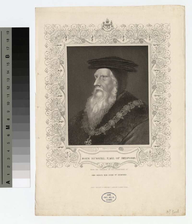 Bedford, 1st Earl (WAHP17158.1)