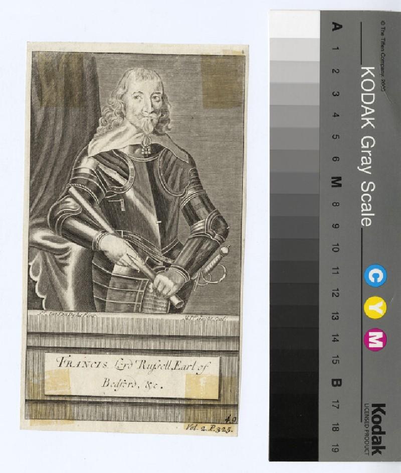 Portrait of John Russell, 4th Earl Russell