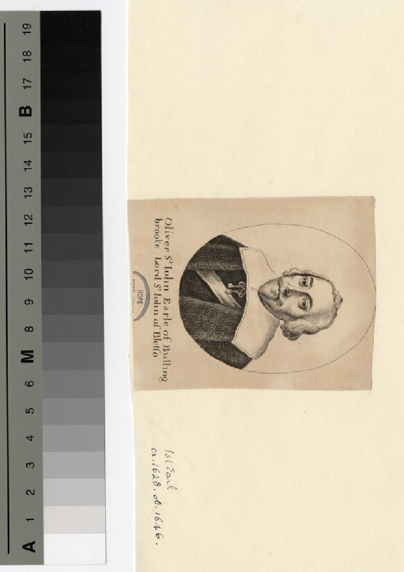 Bolingbroke, Earl (WAHP17260.1)
