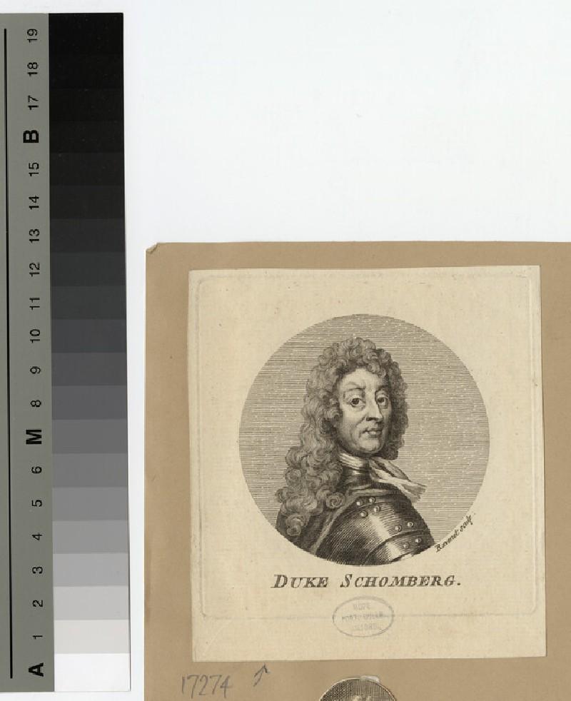 Portrait of Frederick Schomberg, 1st Duke of Schomberg