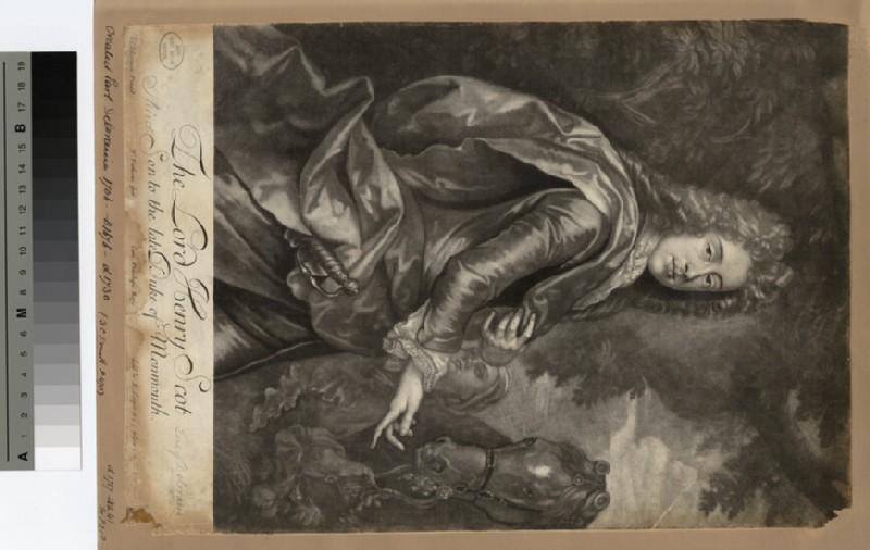 Portrait of Earl (Scot) Deloraine