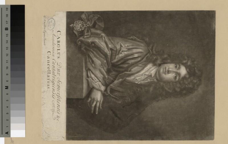 Portrait of Charles Seymour, 6th Duke of Somerset (WAHP17320)