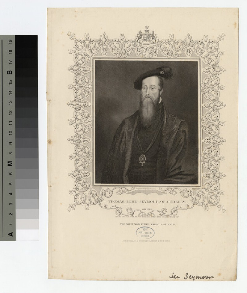 Seymour of Sudeley, Lord