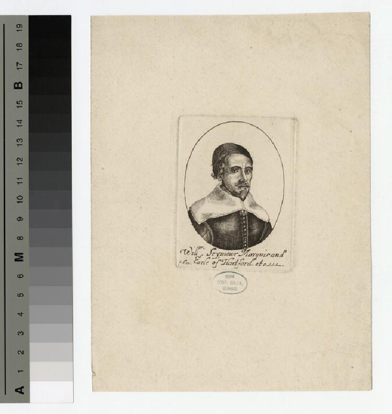 Portrait of Marquis Hertford (WAHP17355)