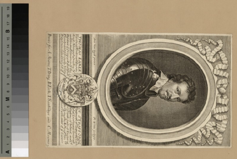 Strafford, 1st Earl
