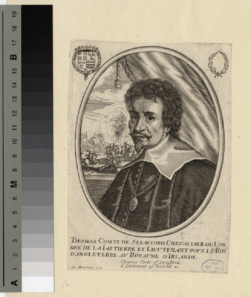 Strafford, 1st Earl (WAHP17465.1)