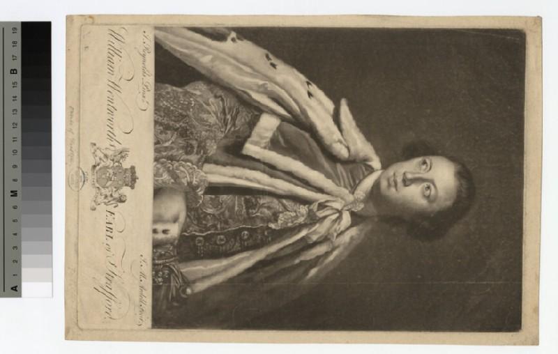 Portrait of Henry Byng, 4th Earl of Strafford