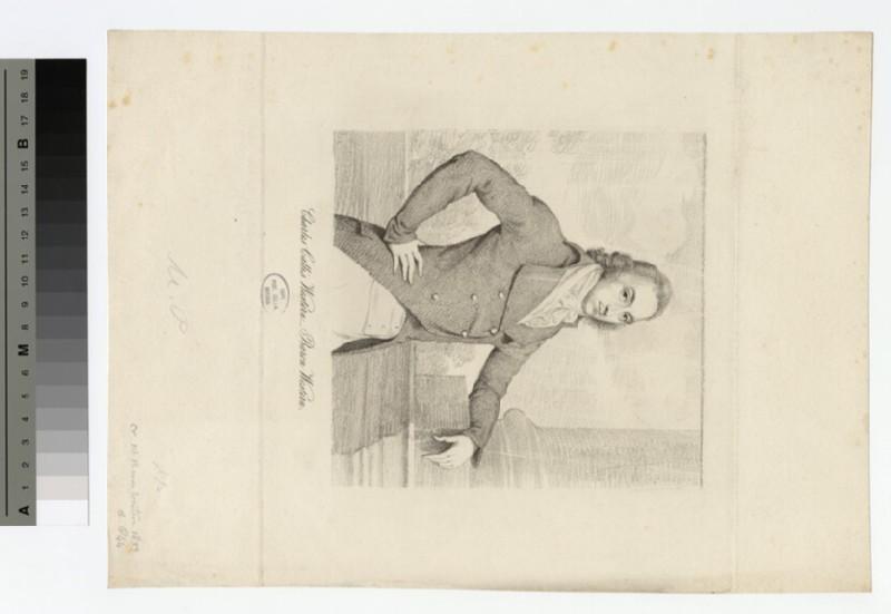 Portrait of Charles Western, 1st Baron Western