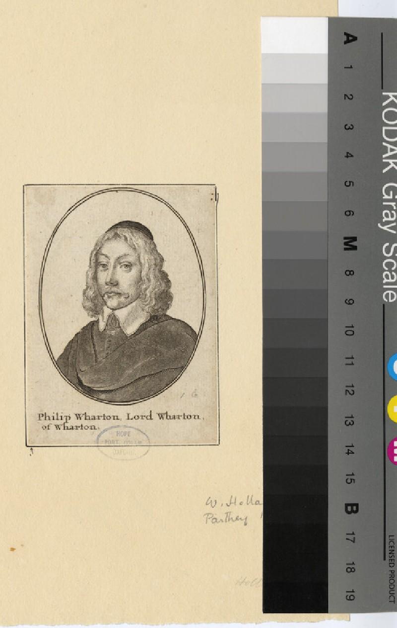Wharton, 4th Lord
