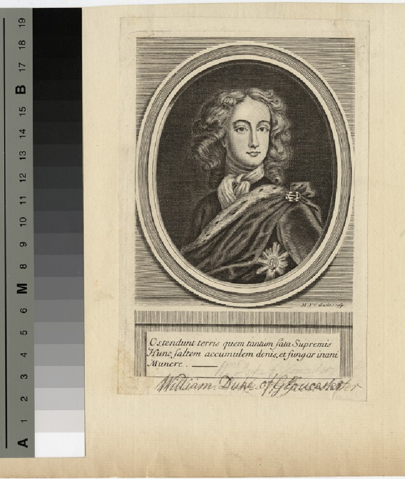 Portrait of William, Duke of Gloucester